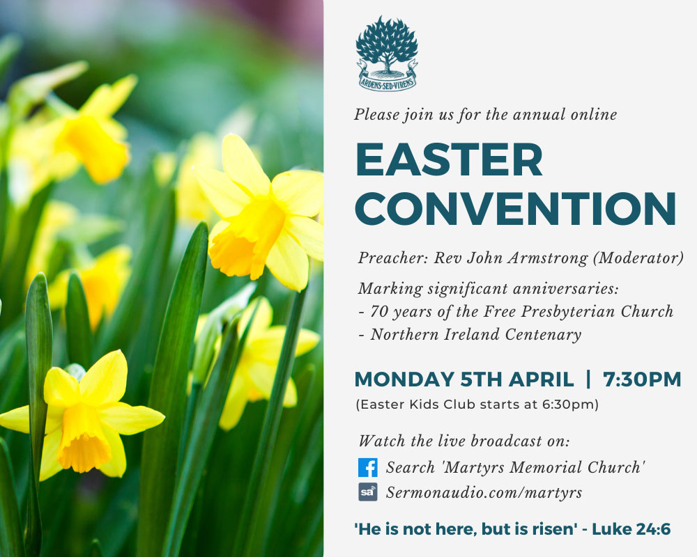 FPC Easter Convention
