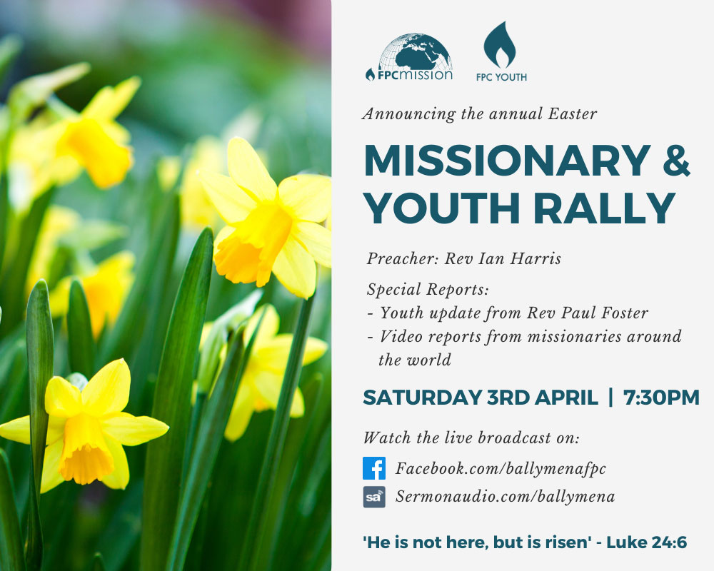 FPC Missionary & Youth Rally