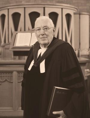 Dr Ian R K Paisley